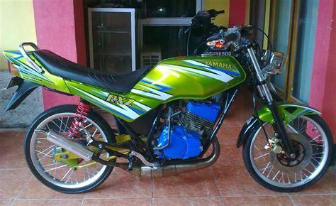 Part Modifikasi Motor by Motor Trend Modifikasi Modifikasi Motor Yamaha Rx