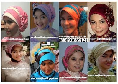 tutorial jilbab kantong tutorial jilbab cara memakai jilbab model tumpuk silang