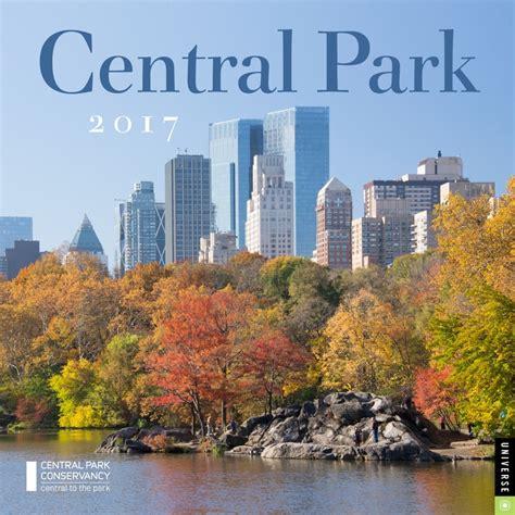 Central Park Calendar Central Park Wall Calendar 9780789331632 Calendars
