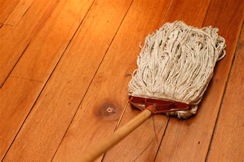 learn how to keep your wood floors clean