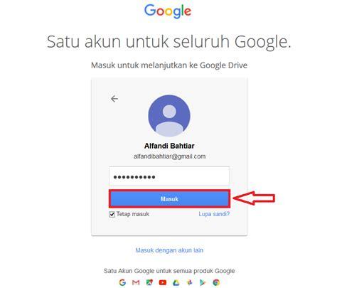 cara membuat google drive di gmail cara menyimpan data di google drive dengan mudah blog