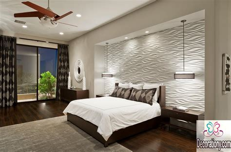 Bedroom Ideas With Lights 8 Modern Bedroom Lighting Ideas Decorationy