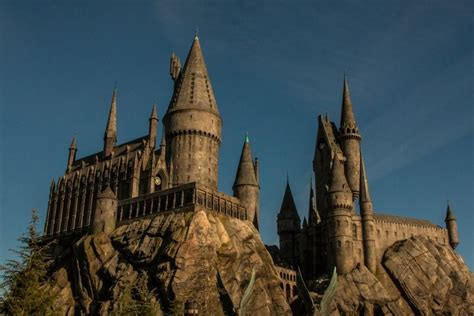 where was hogwarts filmed the wizarding world of harry potter