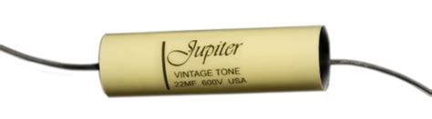 jupiter capacitors jupiter yellow vintage tone capacitors