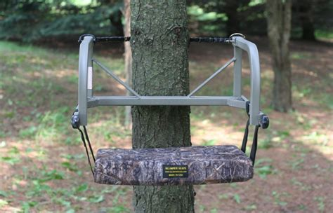 replacement deer stand seats lightweight replacemnet tree stand seat cushion slumper
