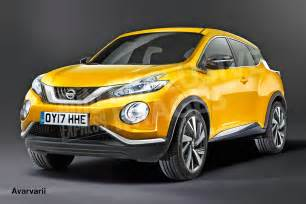 Nissan Jjuke New 2017 Nissan Juke Engines Exclusive Pics And Details