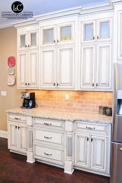 Kitchen Livingston by Woods Cabinetry Traditional Kitchen Birmingham