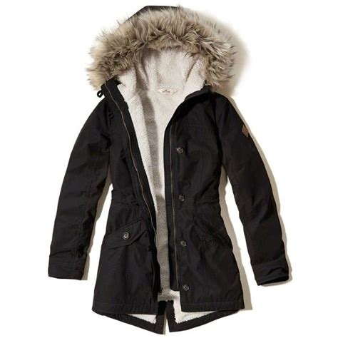 Fancy Hodie Parka Navy best 25 hollister parka ideas on hollister