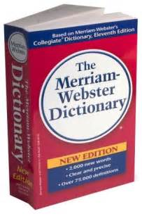 merriam webster dictionary free