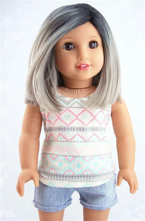 american girl hairstyles ebay american girl clark doll with book custom american girl