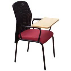 Banquet Hall Chairs Colourful Writing Pad Chair Colourful Writing Pad Chair