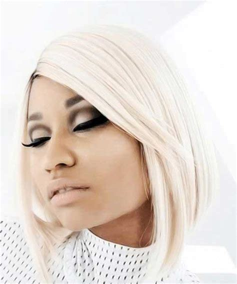 Nicki Minaj Bob Hairstyle by 15 Nicki Minaj Bob Hairstyles Bob Hairstyles 2017