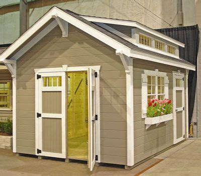 Ideas Shed Door Designs Garden Shed Trim Door And Flower Box Nest
