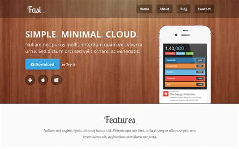 mobile themes apps download 60 awesome bootstrap 3 themes and templates collection