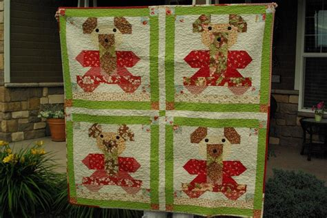 you to see teddy quilt on craftsy