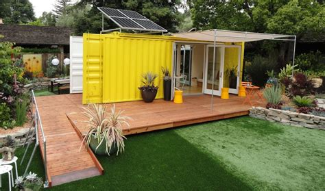 shipping container homes sunset cargotecture home