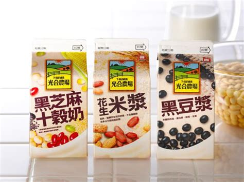 design rice milk 7 11 product in taiwan packaging of soybean milk rice