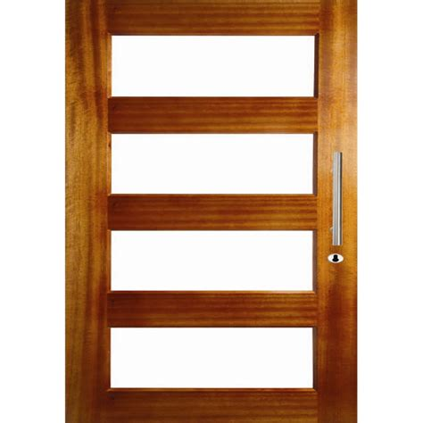 Entrance Doors by Hume Doors Timber 2040 X 1200 X 40mm Savoy Entrance Door