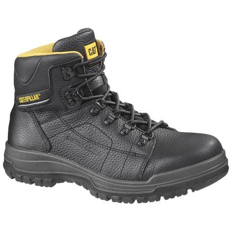 caterpillar shoes s caterpillar 174 dimen hi steel toe boots 195455 work