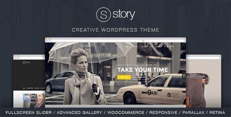 story website themes story creative responsive multi purpose theme