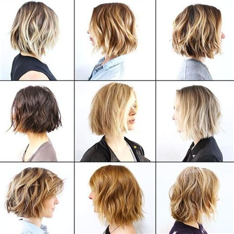 hairstyles for neck length hair best 25 neck length hairstyles ideas on pinterest bob