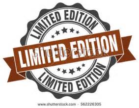 Limited Edition Limited Edition Stock Images Royalty Free Images