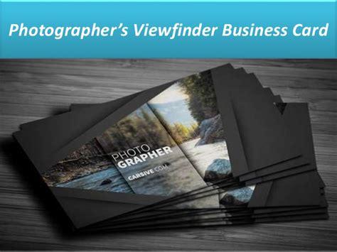 Viewfinder Business Card Template viewfinder business card image collections business card