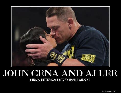 John Cena Meme - john cena and aj lee by alphamoxley95 on deviantart