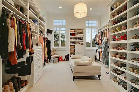 Small House Furniture Ideas by Large Walk In Closets Home Design