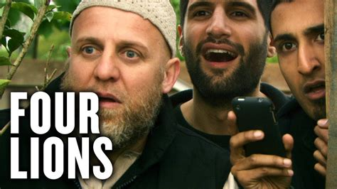4 lion film production four lions trailer youtube