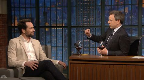 matthew rhys interview seth meyers matthew rhys talking the wine show on late night with seth