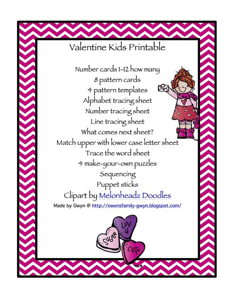 printable valentines poems quotes about preschool quotesgram