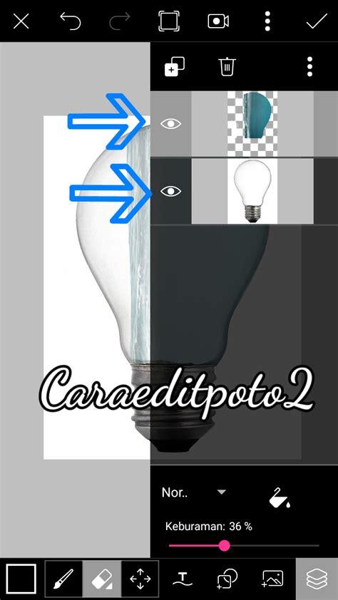 tutorial edit foto di picsart android cara edit foto manipulasi lu di picsart android