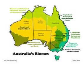 In Australia Distribution Of Desert Biomes In Australia Desert Biomes