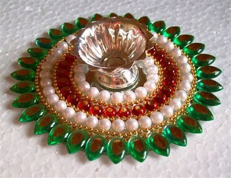 Kundan Diya Decoration by 15 Best Images About Rangoli On Traditional