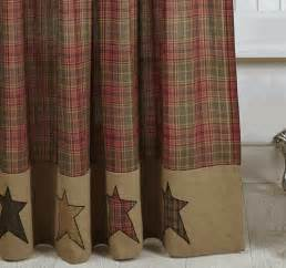 rustic curtains myideasbedroom
