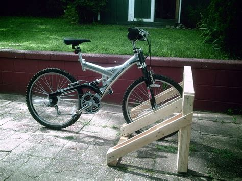 backyard bike rack 10 diy bike rack solutions you can build right now