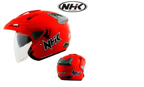Helm Gm Merah jual helm