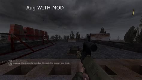arsenal overhaul 3 1 for coc 1 5 r6 unofficial addon s realistic gunshots for stalker coc arsenal overhaul 3 1