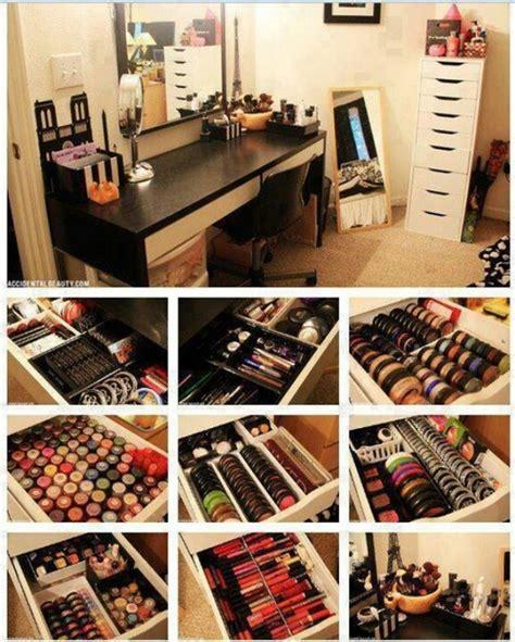 Makeup Closet Organizer 10 creative makeup organization ideas