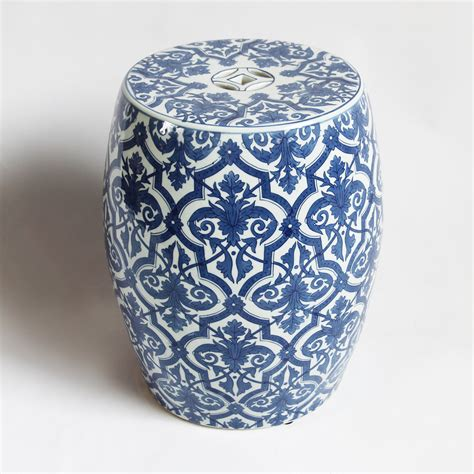 Ceramic Garden Stool Canada by Blue And White Ceramic Garden Stools Tyres2c
