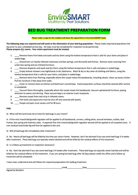 Top 5 Preventive Maintenance Templates Free To Download In Pdf Format Bed Bug Inspection Template