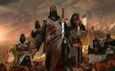 ordenes militares fundadas en tierra santa caballeros templarios caballeros templo de salomon