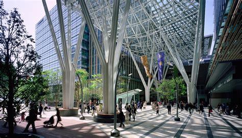 Urban Interior Design by Som Tokyo Midtown