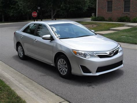 Toyota Camry Bluetooth 2013 Toyota Camry Le Touch Screen Bluetooth Clean