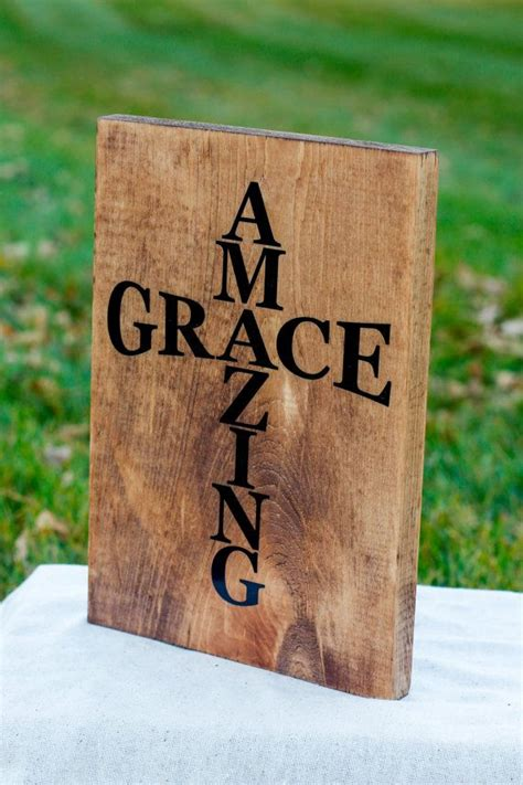 Handmade Sign - 17 best ideas about grace sign on amazing