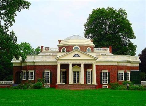 thomas jefferson house eight great historic u s homes that you can visit bootsnall