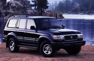 1996 lexus lx 450 classic luxury truck www