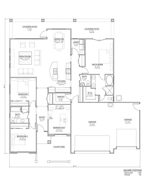 utah floor plans redwood ii new homes for sale perry homes