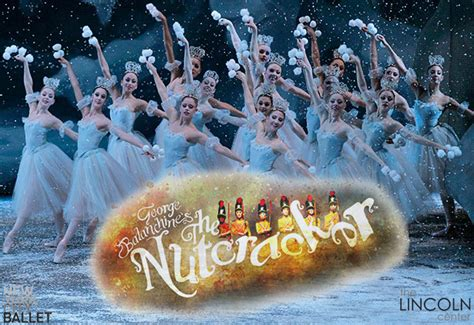 lincoln center nyc ballet tickets for the 2017 nutcracker at the lincoln center